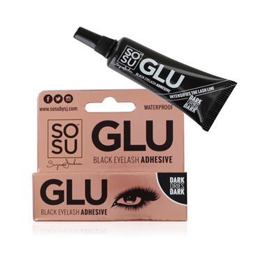 SoSu Eyelash Adhesive Black 5g