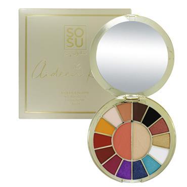 SoSu Aideen Kate Face & Eye Palette