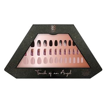 SoSu By Suzanne Jackson Touch Of An Angel Nail Set