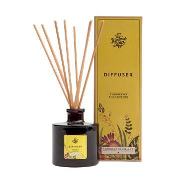 The Handmade Soap Company Lemongrass & Cedarwood Diffuser 180ml