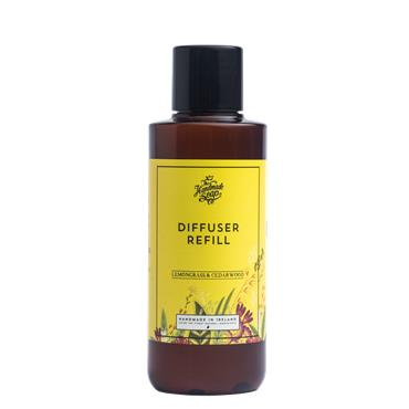 The Handmade Soap Company Lemongrass & Cedarwood Diffuser Refill 150ml