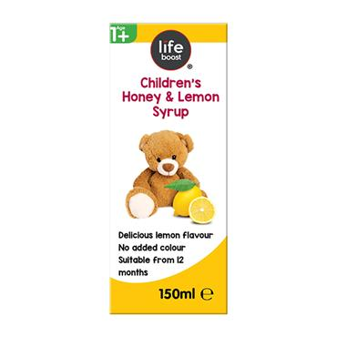 Soothie Children's Honey & Glycerine Syrup 150ml