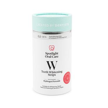 Spotlight Oral Care Teeth Whitening Kit  (28 Strips & 100ml Toothpaste)