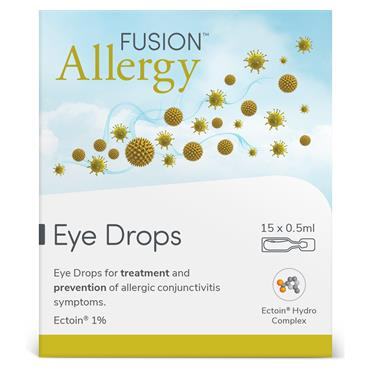 Fusion Allergy Eye Drops