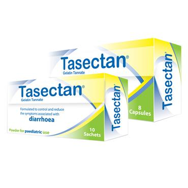 Tasectan Powder Sachets For Paediatric Use 10 Pack