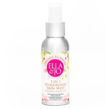 Ella & Jo Orange Blossom 3 In 1 Hyaluronic Skin Mist 100ml