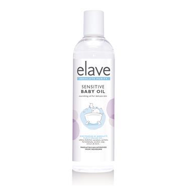 Elave Sensitive Baby Oil 250ml