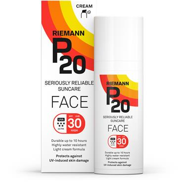 P20 Seriously Reliable Suncare Face SPF30 50g
