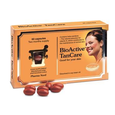 Pharma Nord BioActive Tan Care 60 Capsules