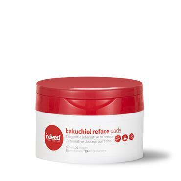Indeed Laboratories Bakuchiol Retinol Reface Pads 30 Pack