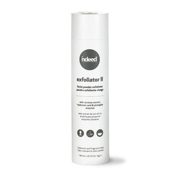 Indeed Laboratories Exfoliator II Facial Powder Exfoliator 75g
