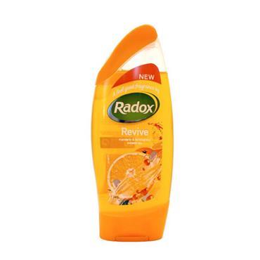 Radox Feel Revived Lemongrass & Mandarin Shower Gel 250ml