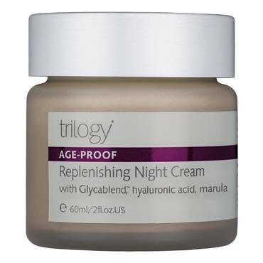 Trilogy Age Proof Replenshing Night Cream 60ml