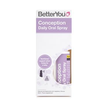 BetterYou Conception Oral Spray 25ml