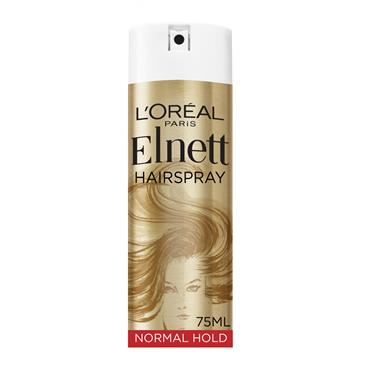 ELNETT NORMAL HOLD SHINE 75ML HAIRSPRAY