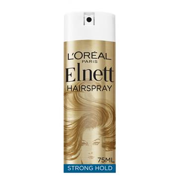 ELNETT STRONG HOLD SHINE 75ML HAIRSPRAY