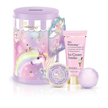BEAUTICOLOGY UNICORN MONEY BOX