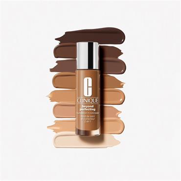 BEYOND PERFECTING FOUNDATION & CONCEALER - CREAM CHAMOIS