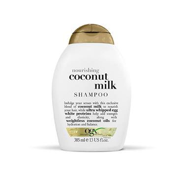 NOURISHING + COCONUT SHAMPOO 385ML