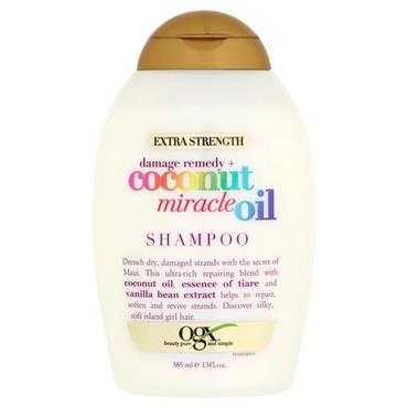 COCONUT OIL SHAMPOO 385ML