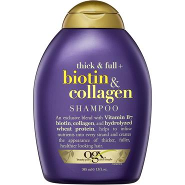 BIOTIN COLLAGEN SHAMPOO 385ML