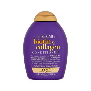 BIOTIN COLLAGEN CONDITIONER 385ML