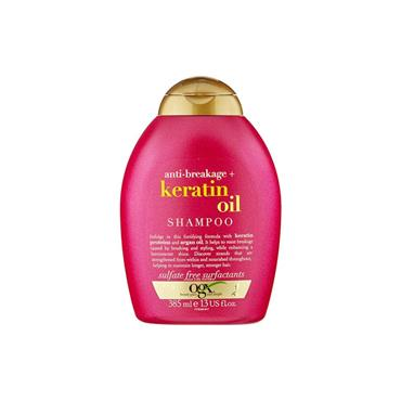 KERATIN OIL SHAMPOO 385ML