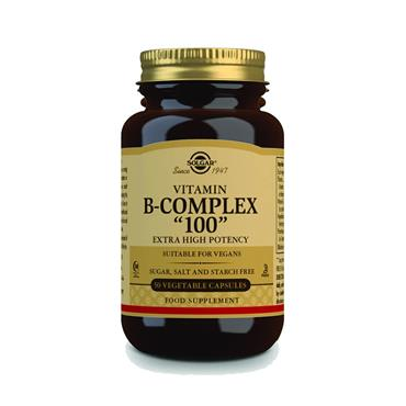 B COMPLEX 100 50S