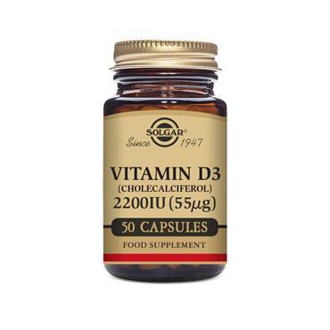 VITAMIN D3 2200IU 50'S