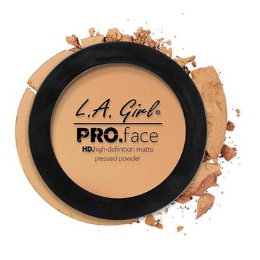 PRO FACE MATTE PRESSED POWDER TRUE BRONZE