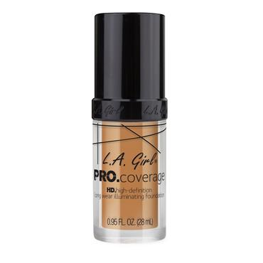 PRO COVERAGE FOUNDATION NUDE BEIGE