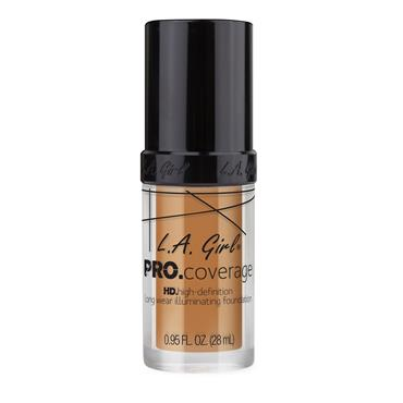 PRO COVERAGE FOUNDATION WARM BEIGE