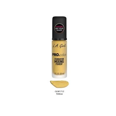 PRO COLOR FOUNDATION PIGMENT YELLOW