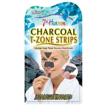 7TH HEAVEN CHARCOAL T ZONE STRIPS