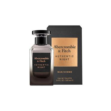 AUTHENTIC NIGHT MEN EDT 100ML