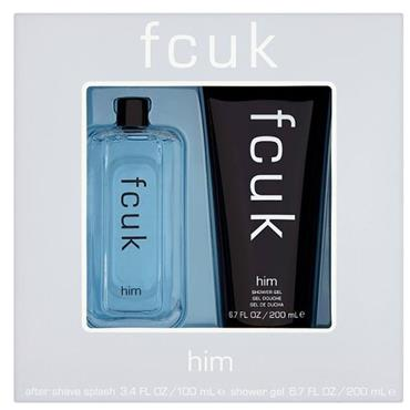FCUK HIM 100ML GIFT SET