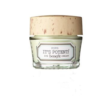 ITS POTENT EYE CREAM