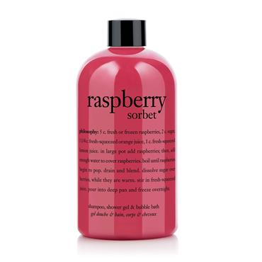 RASPBERRY SORBET SHOWER GEL