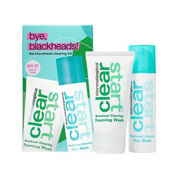BYE  BLACKHEADS! THE BLACKHEAD CLEARING KIT