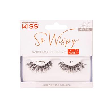 KISS LASHES SO WISPY 03