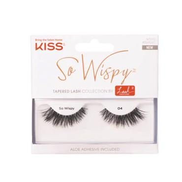 KISS LASHES SO WISPY 04