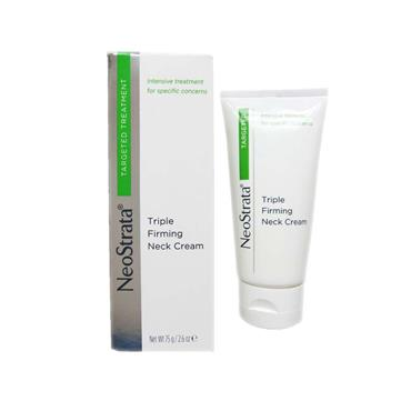 NEOSTRATA TARGETED TREATMENT TRIPLE FIRMING NECK CREAM 75G