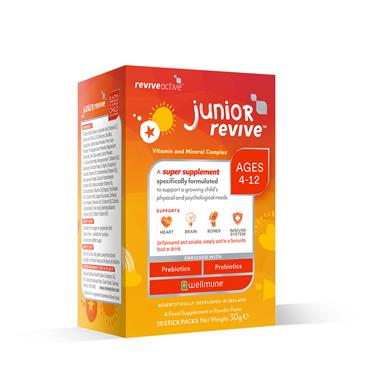 JUNIOR REVIVE 20 SACHETS