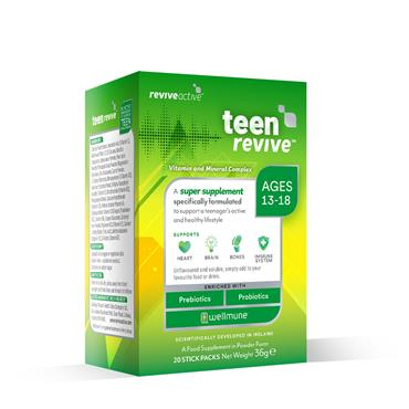 TEEN REVIVE 20 SACHETS