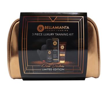 BELLAMIANTA GLOW DARKER KIT