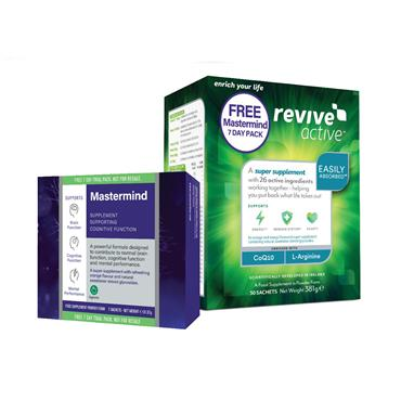 REVIVE ACTIVE + FREE 7 Day MASTERMIND