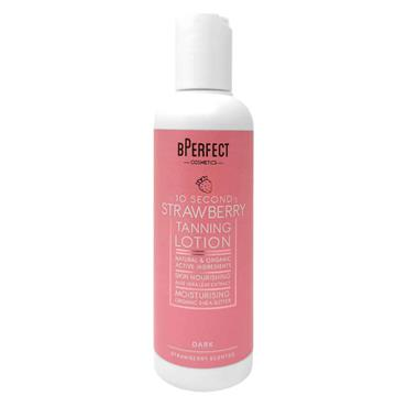 BPERFECT 10 SECOND STRAWBERRY DARK LOTION