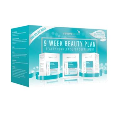 BEAUTY COMPLEX 9 WEEK BEAUTY PLAN
