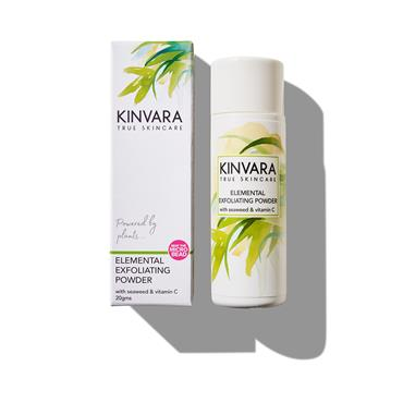 KINVARA ELEMENTAL EXFOLIATING POWDE
