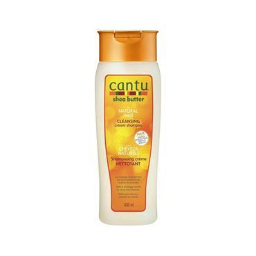 CANTU SHEA BUTTER CLEANSING CREAM SHAMPOO 400ML